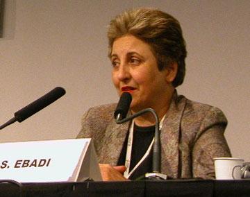 Shirin Ebad