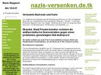 nazis versenken (2005 - 2007)