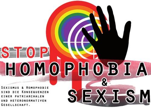 Homophobie Bedeutung